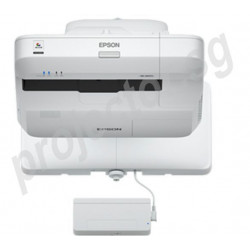 Epson EB-1460Ui LCD Projector WUXGA 4400 ANSI (Ultra-Short Throw) (Wireless)...