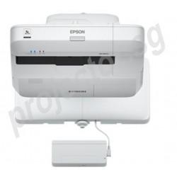 Epson EB-1460Ui LCD Projector WUXGA 4400 ANSI (Ultra-Short Throw) (Wireless)...