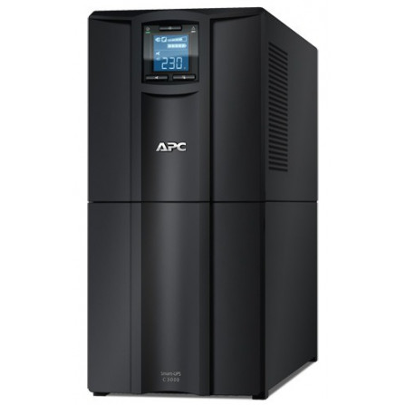 APC SMC3000I Smart-UPS C 3000VA LCD 230V