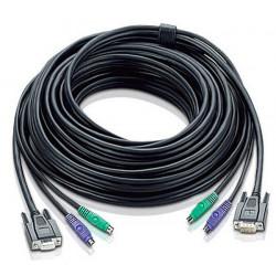Aten 2L-1003P 3m PS/2 KVM Cable