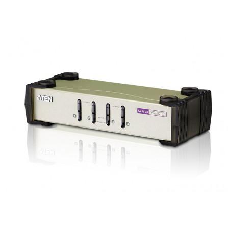 Aten CS84U 4-Port PS2 USB KVM Switch
