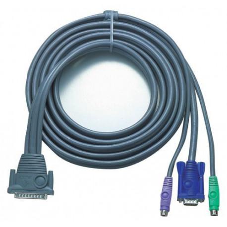 Aten 2L-1603P PS2 KVM Cable   3m