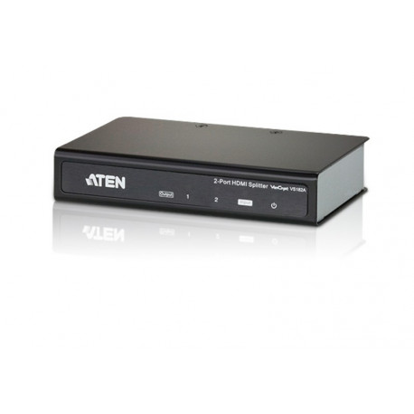 Aten VS182A 2-Port 4K HDMI Splitter