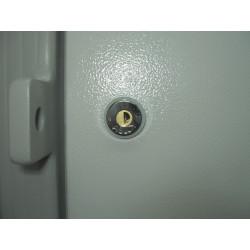 Abloy cam lock (External View)