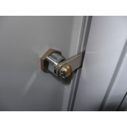 Abloy cam lock (Internal View)