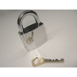 Abloy Padlock with Key