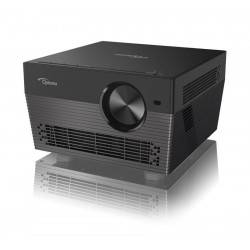 Optoma UHL55 DLP LED Projector 4K UHD 1500 ANSI (Voice Assistant-Compatible) Amazon Alexa and Google Assistant