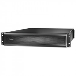 APC SMX120RMBP2U Battery Pack Front View Rack Configuration