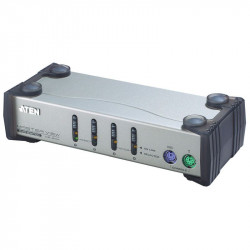 Aten CS84A 4-Port PS2 VGA KVM Switch