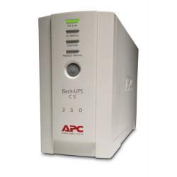 APC BK350EI Back-UPS CS 350 USB Serial
