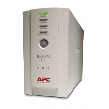 APC BK500EI Back-UPS CS 500 USB Serial