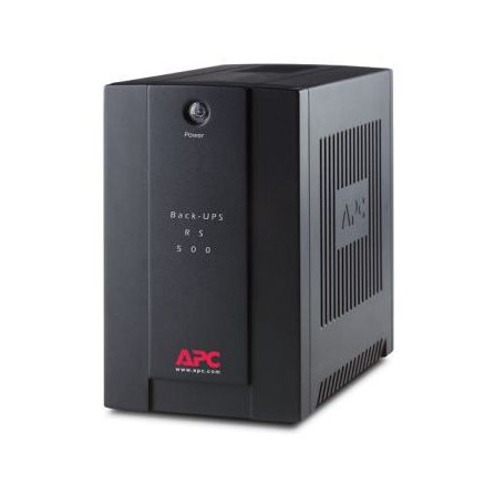 APC Back-UPS RS 500, 230V, ASEAN - BR500CI-AS