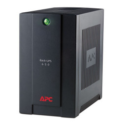 APC BX650CI Back-UPS 650VA, AVR, 230V