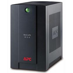 APC BX800LI-MS Back-UPS 800VA, 230V, AVR, Universal and IEC Sockets