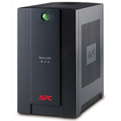 APC BX800LI-MS Back-UPS 800VA, 230V, AVR, Universal and IEC Sockets