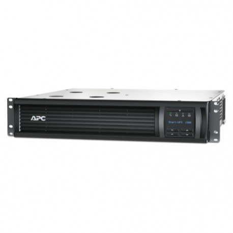 APC SMT1500RMI2UC Smart-UPS 1500VA LCD RM 2U 230V with SmartConnect
