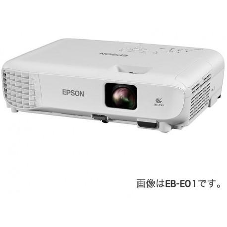 Epson EB-E01 LCD Projector XGA 3300 ANSI
