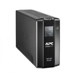 APC BR650MI Back UPS Pro BR 650VA, 6 Outlets, AVR, LCD Interface