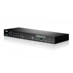 Aten CS1716i 16-Port PS2 USB KVM on the NET