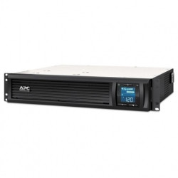 APC SMC1000I-2UC Smart-UPS 1000VA, Rack Mount, LCD 230V with SmartConnect Port