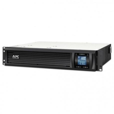 APC SMC2000I-2U Smart-UPS C 2000VA LCD RM 2U 230V