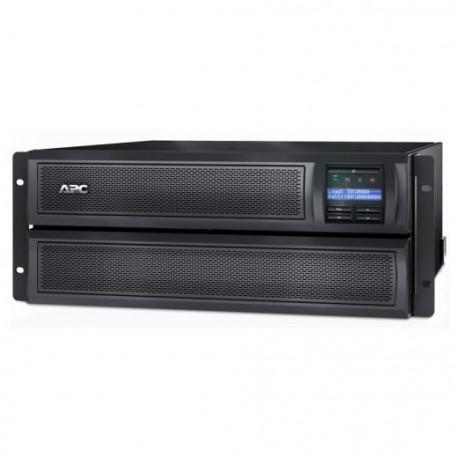 APC SMX2200HVNC Smart-UPS X 2200VA Short Depth Tower/Rack Convertible LCD 200-240V    with Network Card