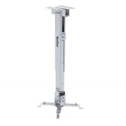 QuaiGear QG-PM-002 Universal Projector Ceiling Bracket 43-65cm (White Color)