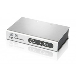 Aten CS72E 2-Port PS2 KVM Switch Non-powered