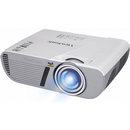 ViewSonic PJD5553LWS DLP Projector WXGA 3000 ANSI