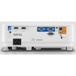 BENQ MH550 DLP Projector Connectors