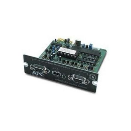 APC AP9607CB Interface Expander with 2 UPS Communication Cables SmartSlot Card