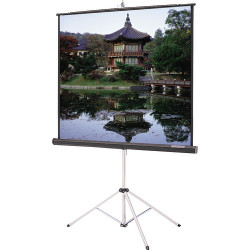 Da-Lite 40151 Picture King Tripod Front Projection Screen