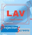 LAV Projector Screen Singapore